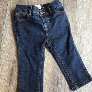 Gap infant girl skinny jeans